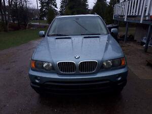 2003 BMW X5 Cuir VUS