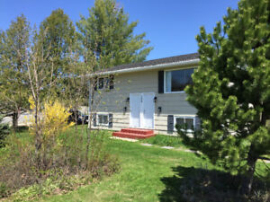 Basement Duplex Apartment - Available July 1st - Fred. North