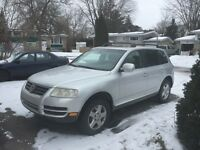 2005 VW Touareg low mileage Very Clean
