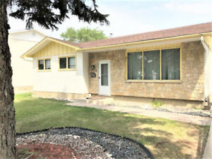 Beautiful 946 SF 3 bedroom bungalow w/ fully finished basement!