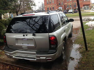 2007 Chevrolet Trailblazer SUV, Crossover London Ontario image 4