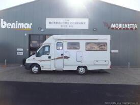 Autocruise starspirit motorhome for sale two berth