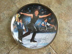 Collector's Plates – Elvis Stojko: Portraits of a Champion