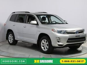 2013 Toyota Highlander 4WD AUTO A/C GR ELECT MAGS BLUETOOTH 7PAS