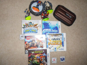 Nintendo 3DS Games & More  -  REDUCED