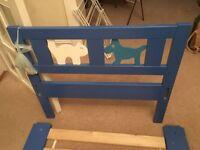 Kids bed frame