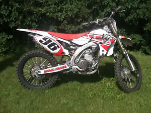 2010 yz450f forsale great shape