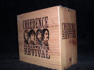 Creedence Clearwater Revival - Coffret 6 cds (2001) rem. 20 Bits