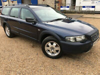 2003 '03' Volvo XC70 2.5 T. Petrol. Manual. 4x4. 7 Seater. Estate. Px Swap
