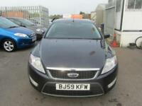 2009 Ford Mondeo Hatch 5Dr 2.0TDCi 140 Zetec 6Spd Diesel grey Manual