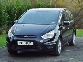 Ford S-Max 2.0 Zetec Tdci 5dr DIESEL MANUAL 2012/12