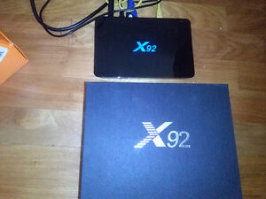 X92 Android box