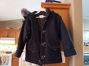 Girls  (Jessie) Winter Dress Jacket