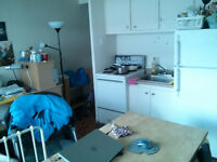 $610 / 1br - McGill Ghetto Downtown Studio (3450 RUE Hutchison)