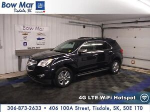 2015 Chevrolet Equinox LT*ONLY 24,022 KMS*4G WI-FI*LEATHER*