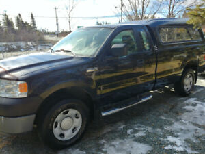 2006 Gord F150 XL 4×4 inspected only 40000kms