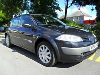 Renault Megane 1.6 2006 COMPLETE WITH M.O.T HPI CLEAR INC WARRANTY