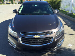 2016 Chevrolet Cruze 2LT $$$ INCITATIF POSSIBLE EN ARGENT $$$