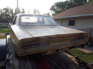 1969 Dodge Coronet Delux 4dr PARTING OUT