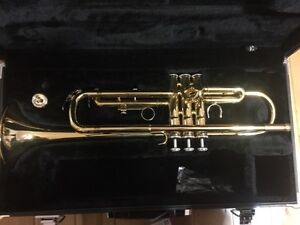 Trumpet and silent Brass