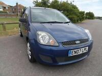 2007 07 FORD FIESTA 1.6 STYLE CLIMATE 16V 5D AUTO 100 BHP