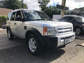 2004 Land Rover Discovery 3 2.7 TD V6 Station Wagon 5dr (7 Seats)