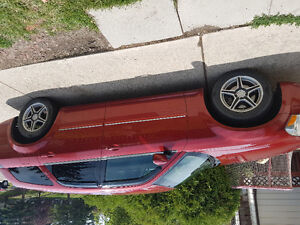 2006 Dodge Magnum Red Wagon