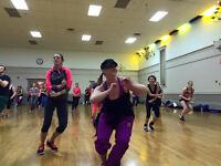 Zumba Fitness Class St.Catharines