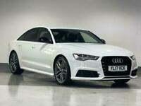 2017 Audi A6 2.0 TDI Ultra Black Edition 4dr S Tronic SALOON Diesel Automatic
