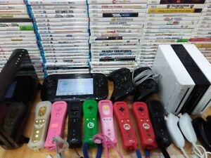 CHEAP Wii/Wii U games, controllers, console, huge selection