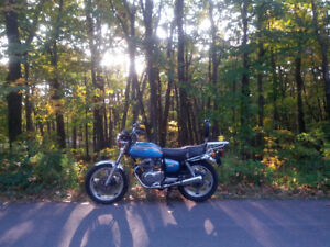 CB400T - Excellent condition, ready to ride
