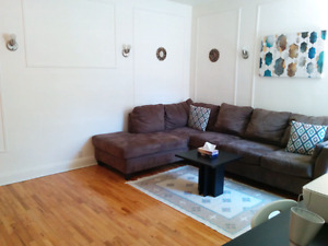 Downtown 1 Bedroom (3 1/2) btw Guy Concordia and Atwater metro