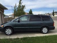 1997 Honda Odyssey Minivan, Van