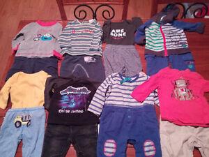 Vêtements 0-3 mois