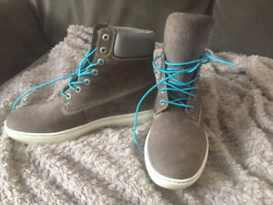 TImerland Leather High Top Earthkeeper Mens shoes