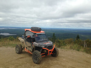 RZR XP 1000 2014 fully loaded