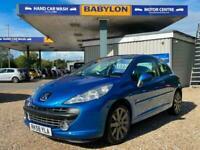 2009 Peugeot 207 1.6 16V Sport XS THP 150 3dr HATCHBACK Petrol Manual