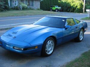 corvette 1992 coupe
