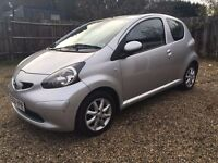 Toyota Aygo 1.0 VVT-i Platinum 3dr 2008 * IDEAL FIRST CAR*CHEAP INSURANCE AND ONLY £20 ROAD TAX