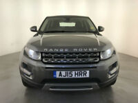2015 RANGE ROVER EVOQUE PURE T DIESEL AUTOMATIC 1 OWNER FROM NEW FINANCE PX