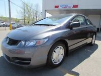 Honda Civic Cpe 2dr Man DX-G 2010