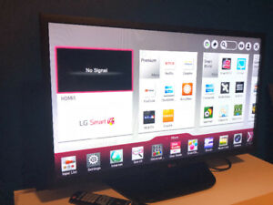 LG's Smart LED TV and Built-in Wi-Fi,Netflix,YouTube