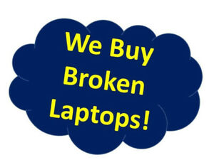 Wanted: WE BUY USED LAPTOPS