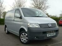 Volkswagen Transporter 1.9TDi PD ( 102PS ) SWB T28 1 OWNER FROM NEW