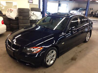 2008 BMW 328XI  AUTOMATIC NAVIGATION TRACTION INTEGRAL