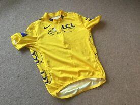 Nike Tour de France yellow jersey