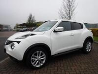 Nissan Juke 1.2 DIG-T Connecta Left Hand Drive(LHD)
