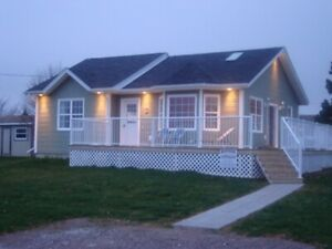 PEI Exec Cottages  Meadowbank 10 mins to Ch'town