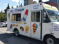 Book an Ice Cream Truck for your next Events