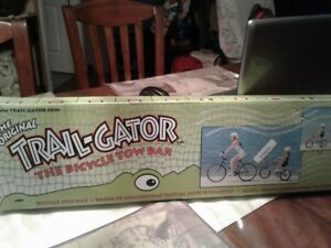 Trail Gator (Barre pour tirer petite bicyclette)